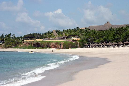 Four Seasons Resort Punta Mita: Beautiful beach