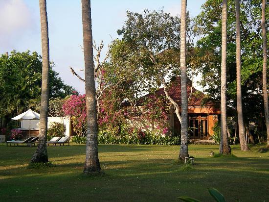 Natah Bale Villa: Garden