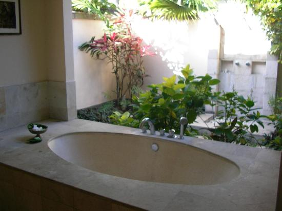 Natah Bale Villa: Bath