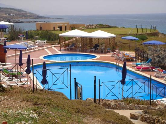 Villa Las Tronas Hotel  & Spa : fresh water pool