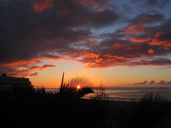 Iberostar Fuerteventura Palace: Sun rise