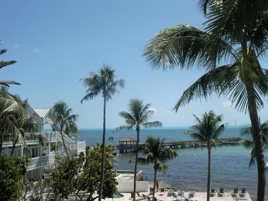 Coconut Beach Resort : View from room