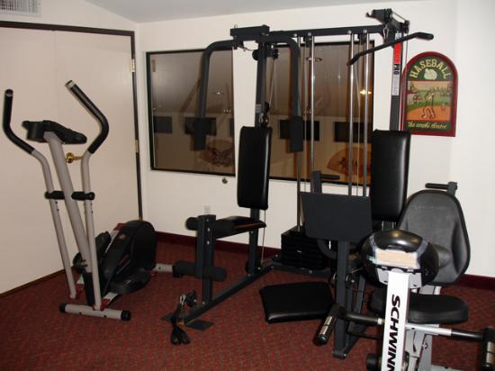 Holiday Inn Express Solana Beach Del Mar Gym Equipment All Of It