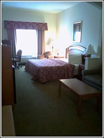 Holiday Inn Express Big Spring Foto