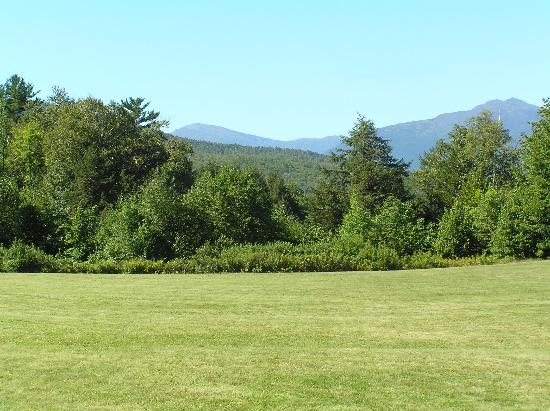 Mt. Washington Bed and Breakfast: View of Mt Washington from the BandB