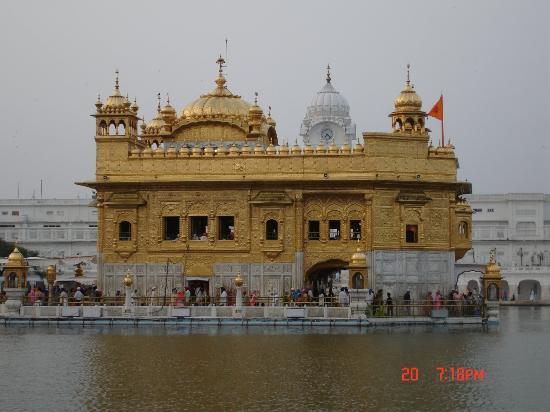 Amritsar, India: Golden Temple