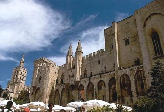 Авиньон, Франция: Palais des Papes (Pope's Palace)