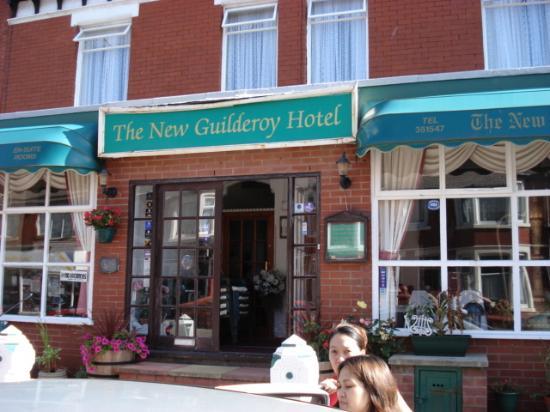 New Guilderoy Hotel Blackpool Photo