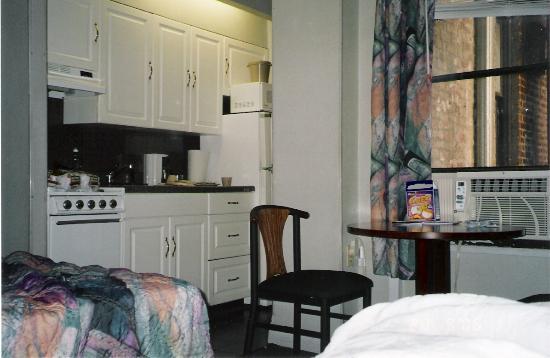 Our Cozy Studio Apartment Picture Of Radio City