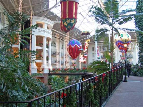 Opryland Hotel Gardens (Nashville, TN): Address, Phone Number, Tickets ...