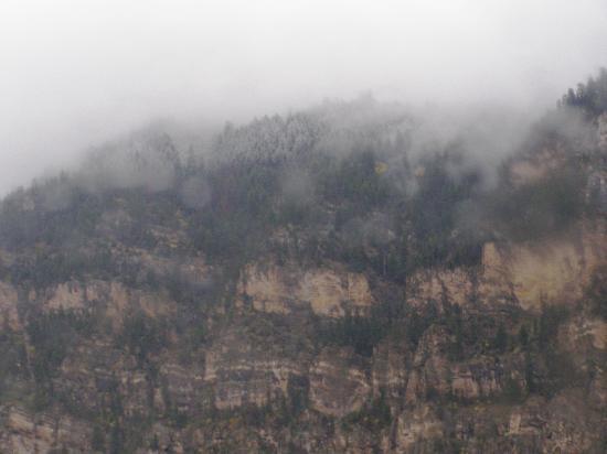هوليداي إن إكسبريس جلينوود سبرينجز: The Glenwood Springs Area - Snowy Fall