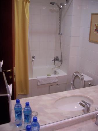 เรเนซองซ์ ซามารา: Bathroom with free water