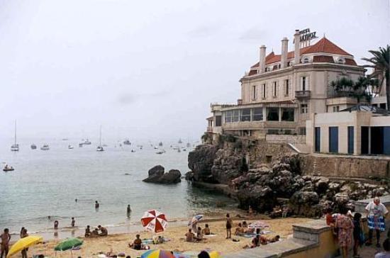 Tamariz Beach: Estoril Beach