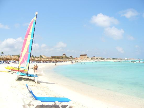 Grand Bahia Principe Tulum : Beautiful Beach