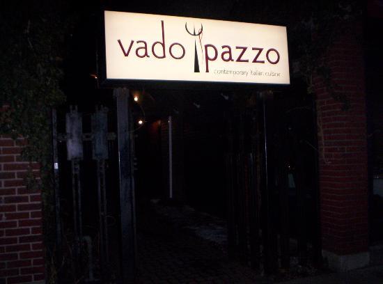 Havana House: Enter through Vado Pazzo or Vino Lounge