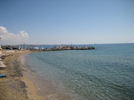 Bogaz, Cypr: Beach