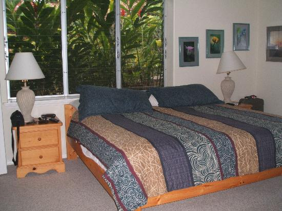 Silver Oaks Ranch: Bedroom