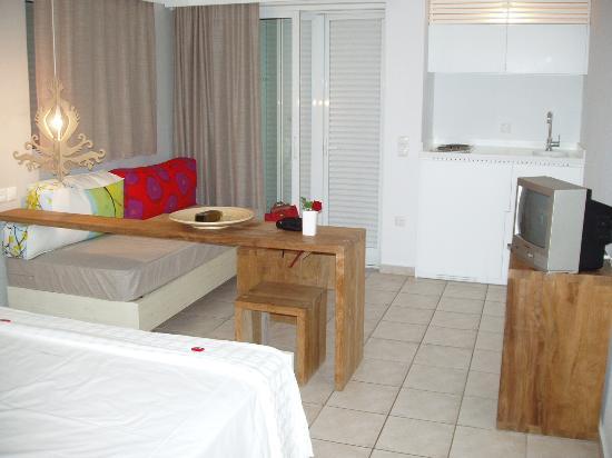 Ammos Hotel Room