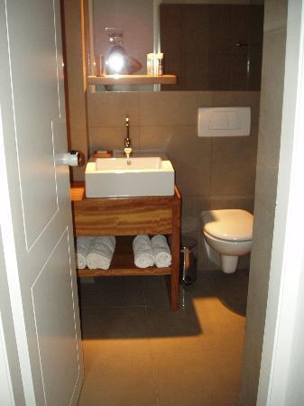 Ammos Hotel: Ammos bathroom