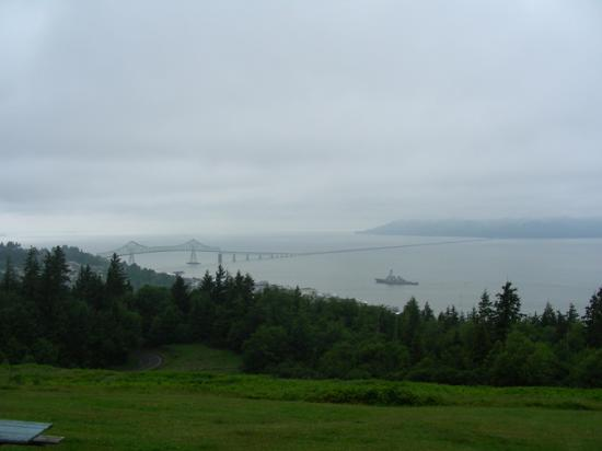 Astoria, OR: View from the Top