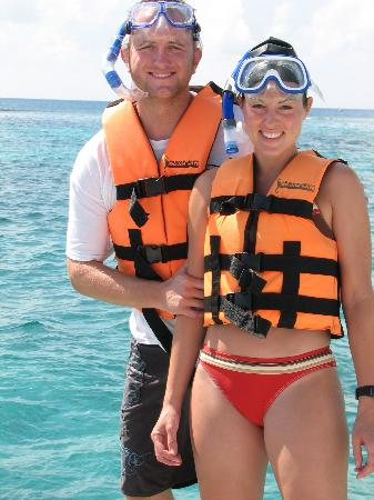 El Dorado Royale, by Karisma: our snorkel trip