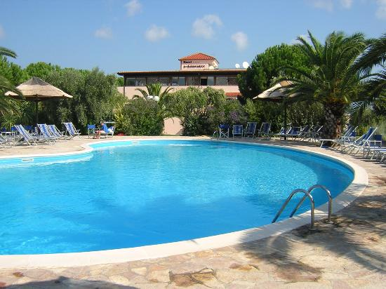 Hotel Swimming Pool Picture Of Le Ginestre Hotel Vieste Tripadvisor