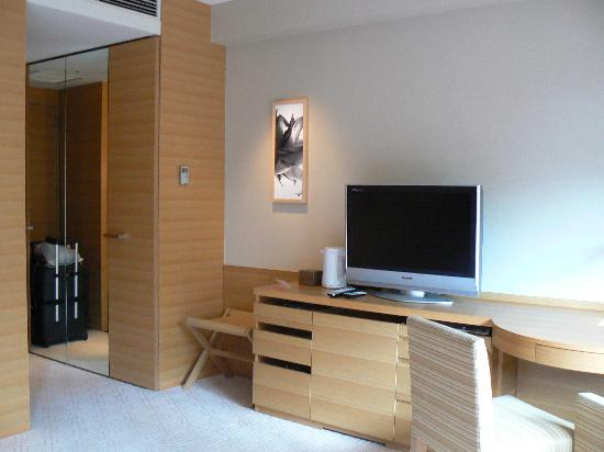 Hyatt Regency Kyoto : Our room