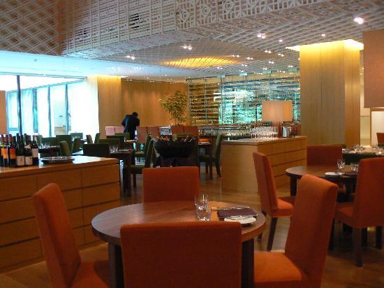 Hyatt Regency Kyoto : Bar area