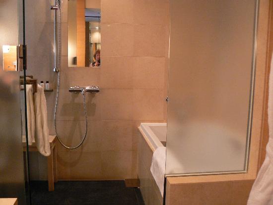 Hyatt Regency Kyoto : Bath/shower room