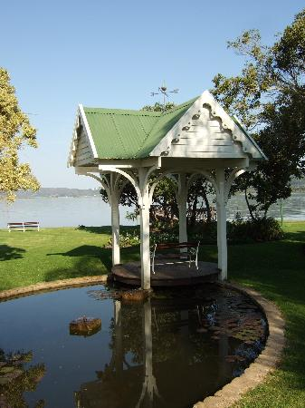 The St. James of Knysna: The Garden