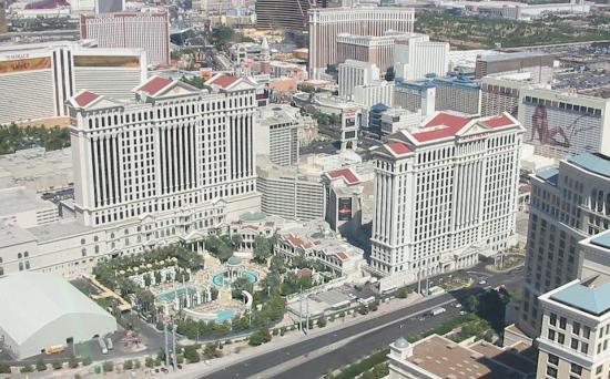 Caesars Palace Hotels Near
