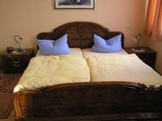 Hotel Stadt Bremen: Bed