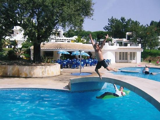 Swimming Pool With Kids Club In Background Picture Of Balaia