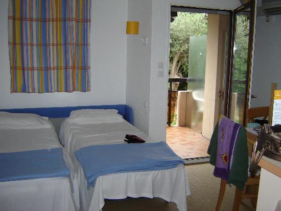 Pierre & Vacances Résidence Nice Palmiers : Our room