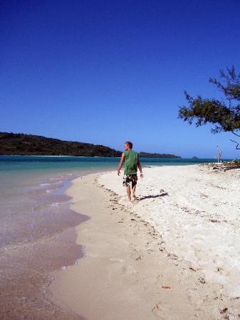 Navutu Stars Fiji Hotel & Resort: Navutu - favorite swim spot