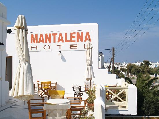 Photo of Mantalena Hotel Antiparos