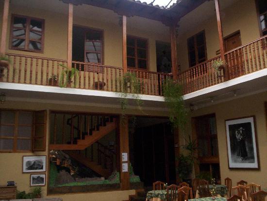 BEST WESTERN Los Andes De America: Hotel Lobby