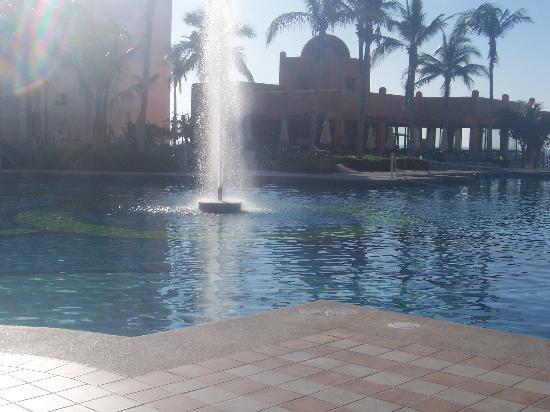 Hotel Riu Palace Cabo San Lucas: From the Italian Restaurant