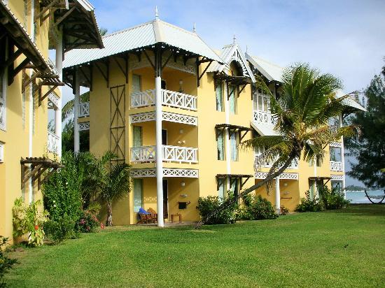 Club Med La Pointe aux Canonniers: il villaggio