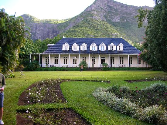 Club Med La Pointe aux Canonniers : casa colonica nelle piantagioni