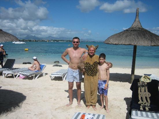 Club Med La Pointe aux Canonniers: foto con G.O.