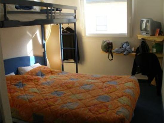 Ibis Budget Graz City: bedroom