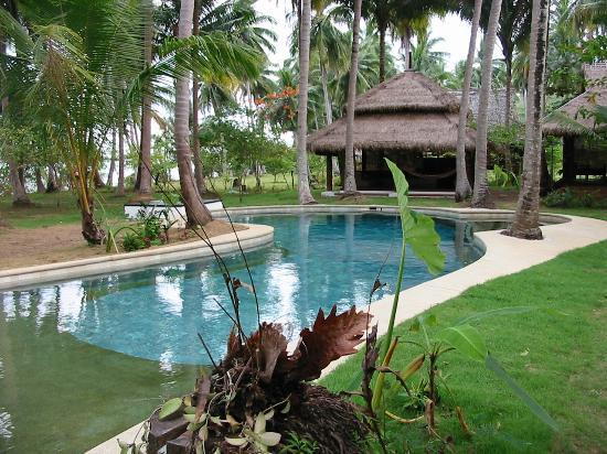 Koyao Bay Pavilions: encore la piscine, trop belle