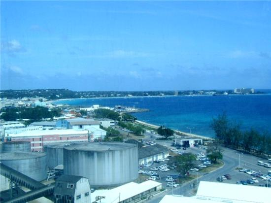 View From Cruise Ship Bridgetown Port To Carlisle Bay Barbados Picture Of Barbados