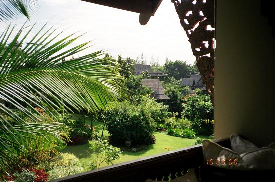 Lana Thai Villa: View from the Sala