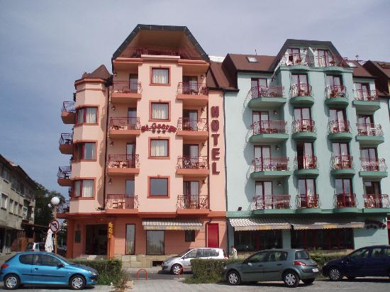 st george hotel pomorie bulgaria