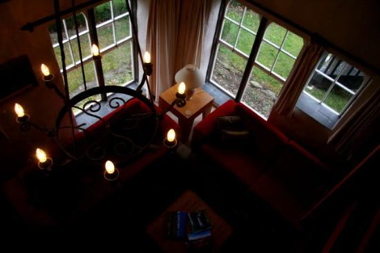 Wanaka Stonehouse Boutique Bed & Breakfast Lodge: View from the loft