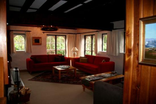 Wanaka Stonehouse Boutique Bed & Breakfast Lodge: Great Room