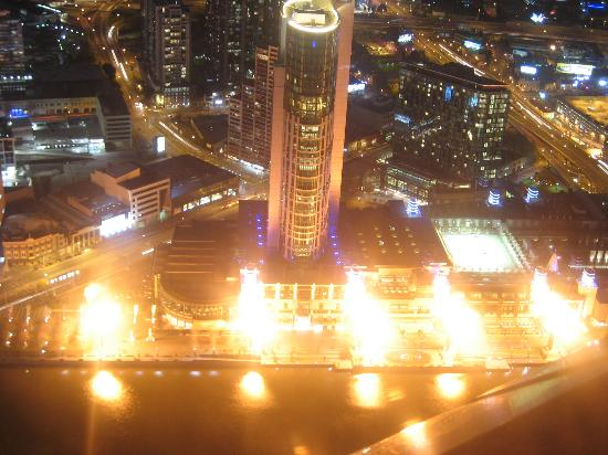 Flames crown casino times