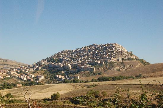 Gangi ,(don't miss on the way to Gangivecchio)
